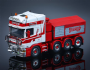 IMC / Tekno Brame Scania 4-series Topline 8x4 with ballast box